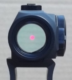 Holosun Sight Picture
